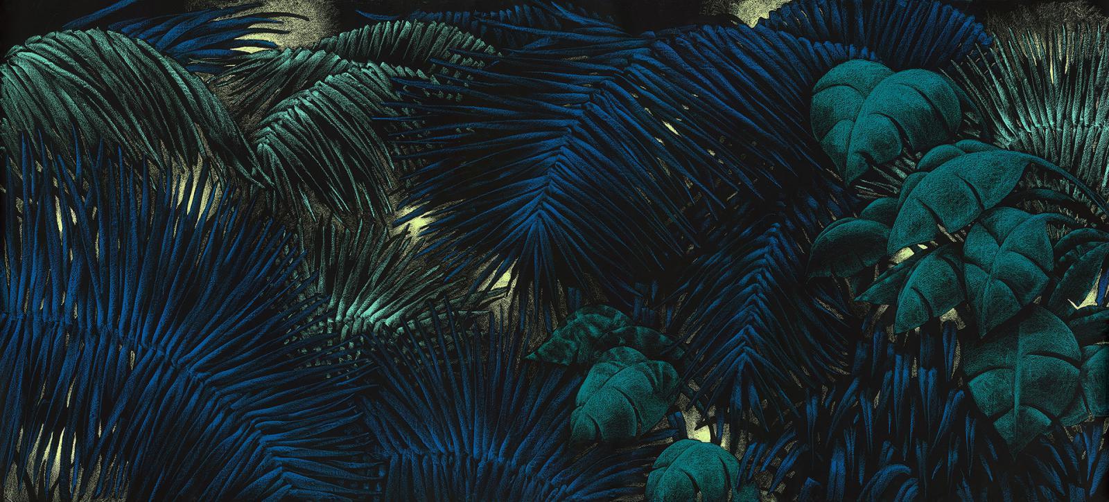 Модные тропики Жюльена Коломбье