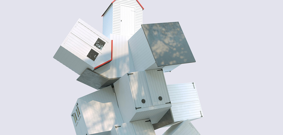 Триеннале скульптур в Бельгии