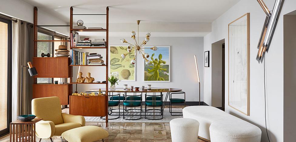 Humbert & Poyet: квартира в Монако