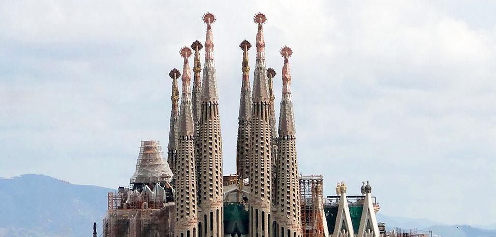 Sagrada Família: шедевр Гауди строится без разрешения