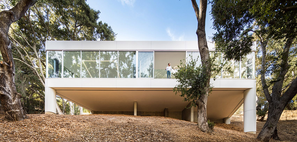 Дом с домашним офисом в Калифорнии