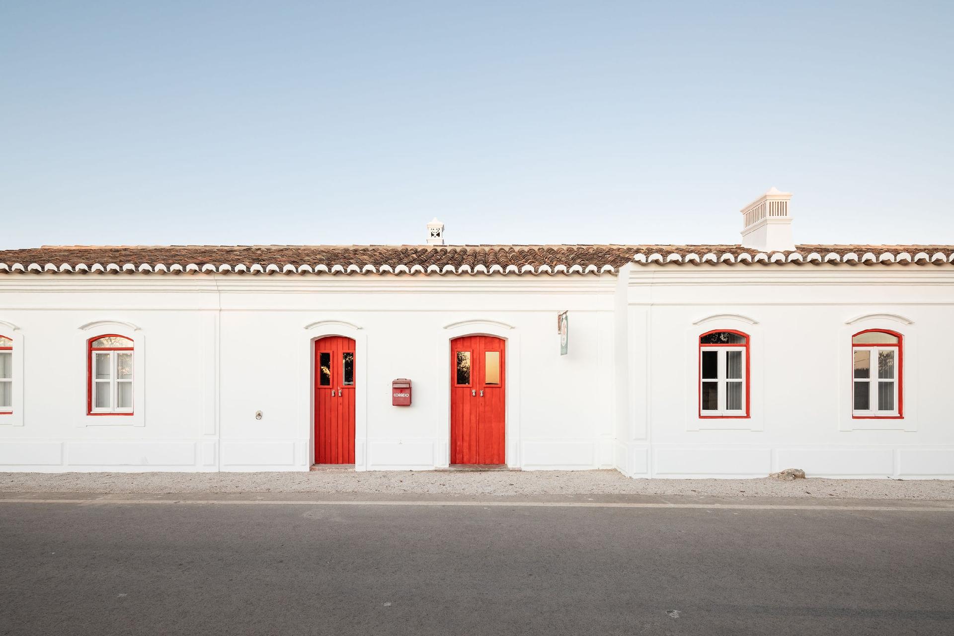 Atelier RUA: отель в 100-летней таверне в Португалии