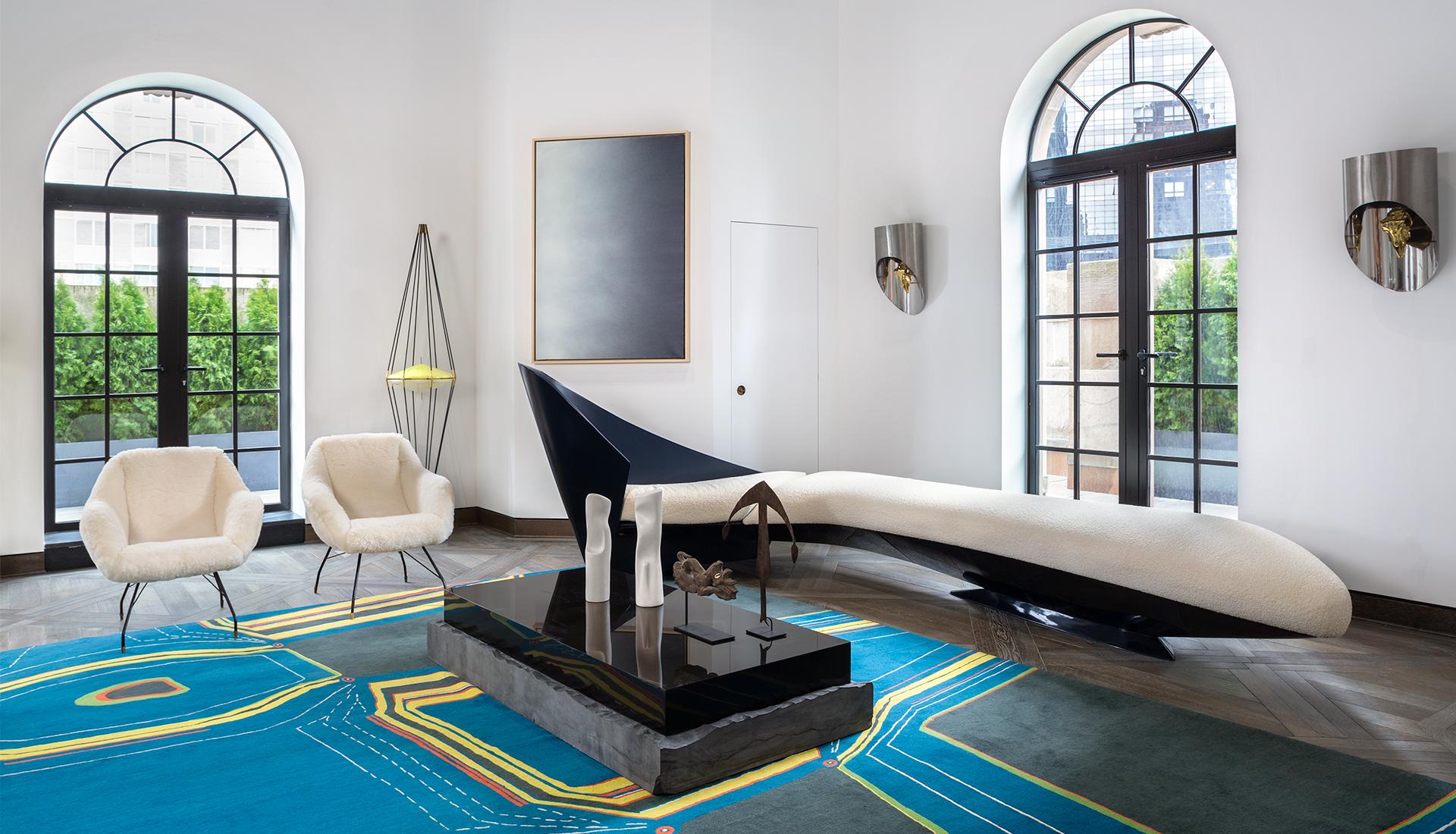 Gabriel & Guillaume: коллекционный дизайн в Нью-Йорке