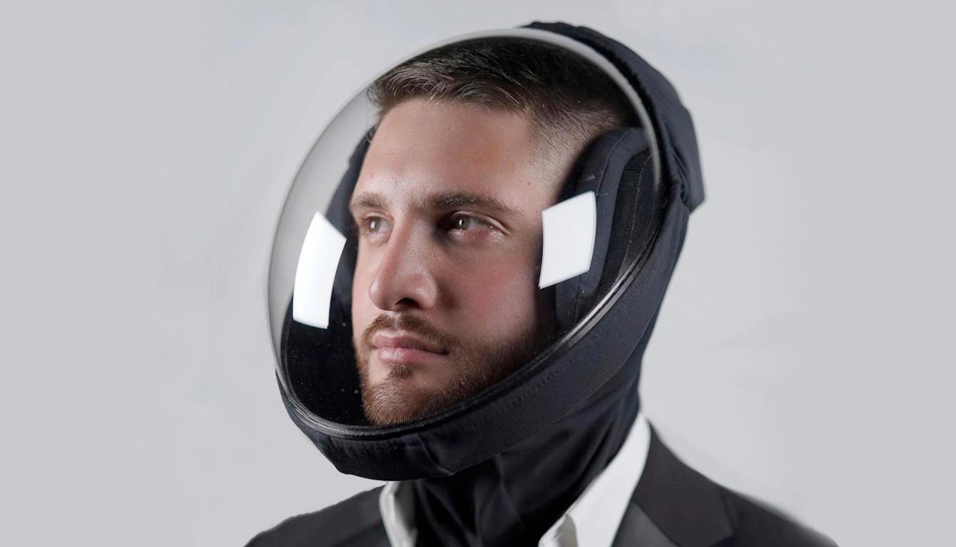 Защитный шлем с фильтрами от MicroClimate
