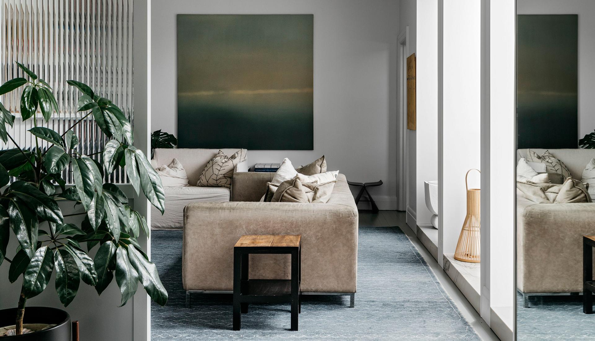 Джонатан Ричардс: дом дизайнера в Сиднее