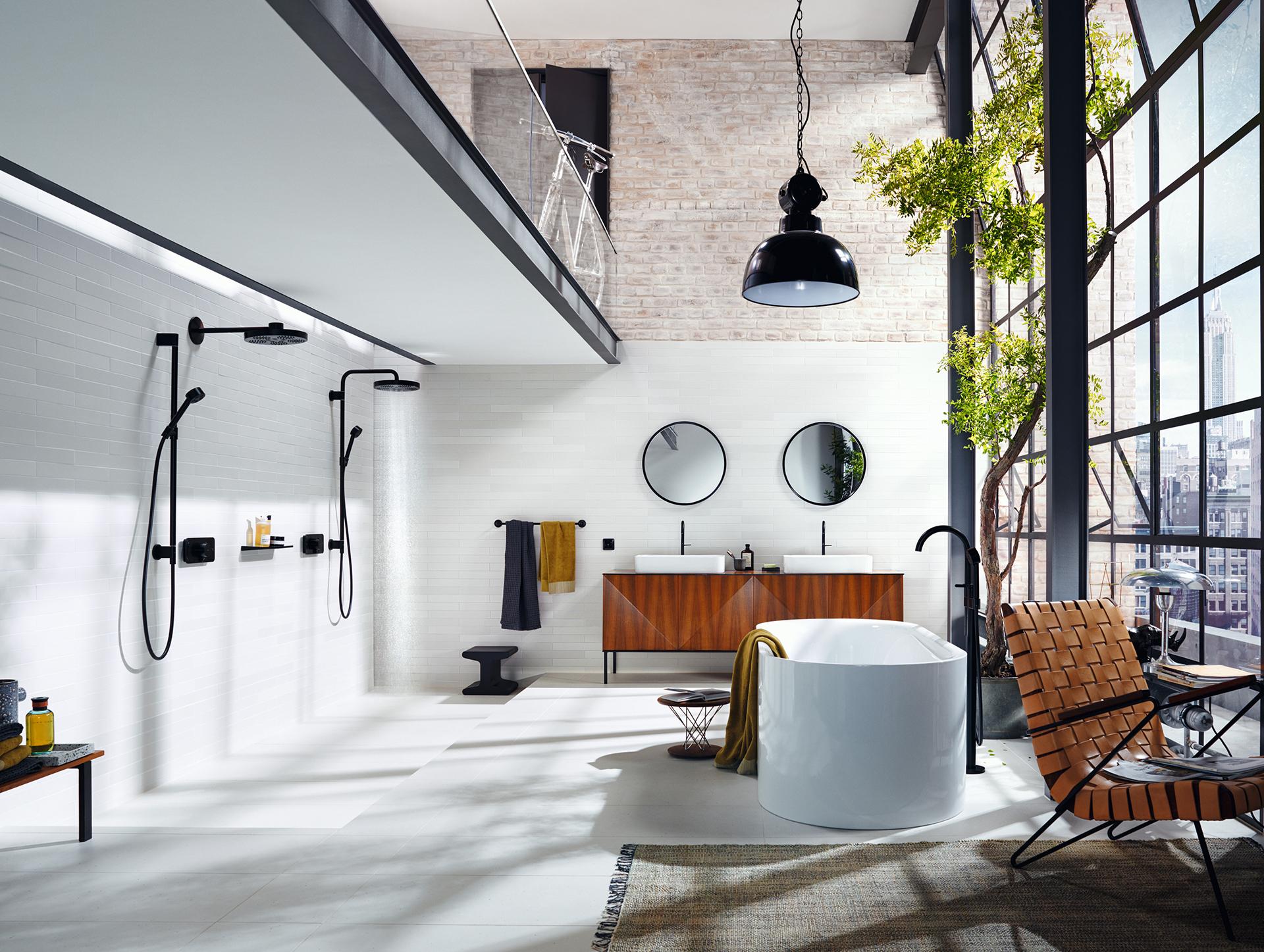 Тренды 2020/2021: коллекция для ванной Barber & Osgerby