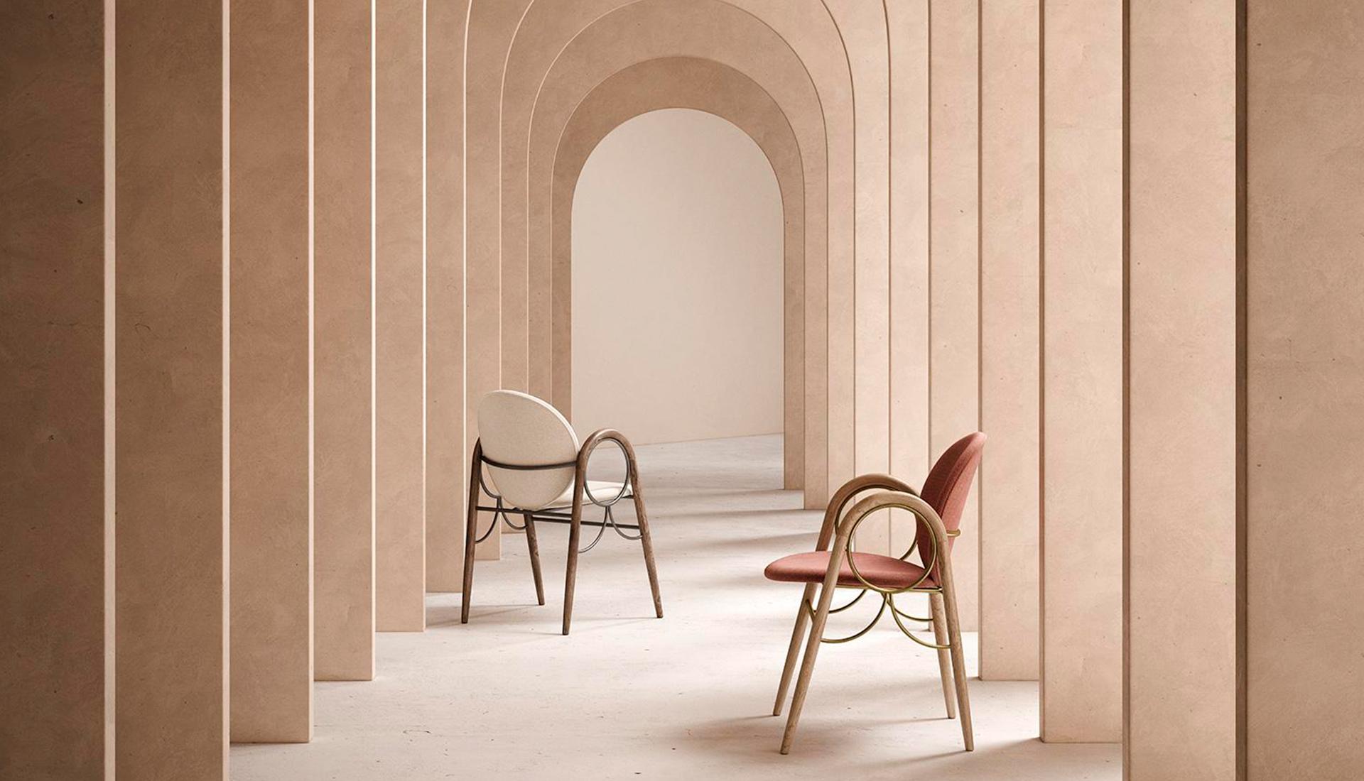 Brdr Krüger: стул по дизайну Нанны Дитцель