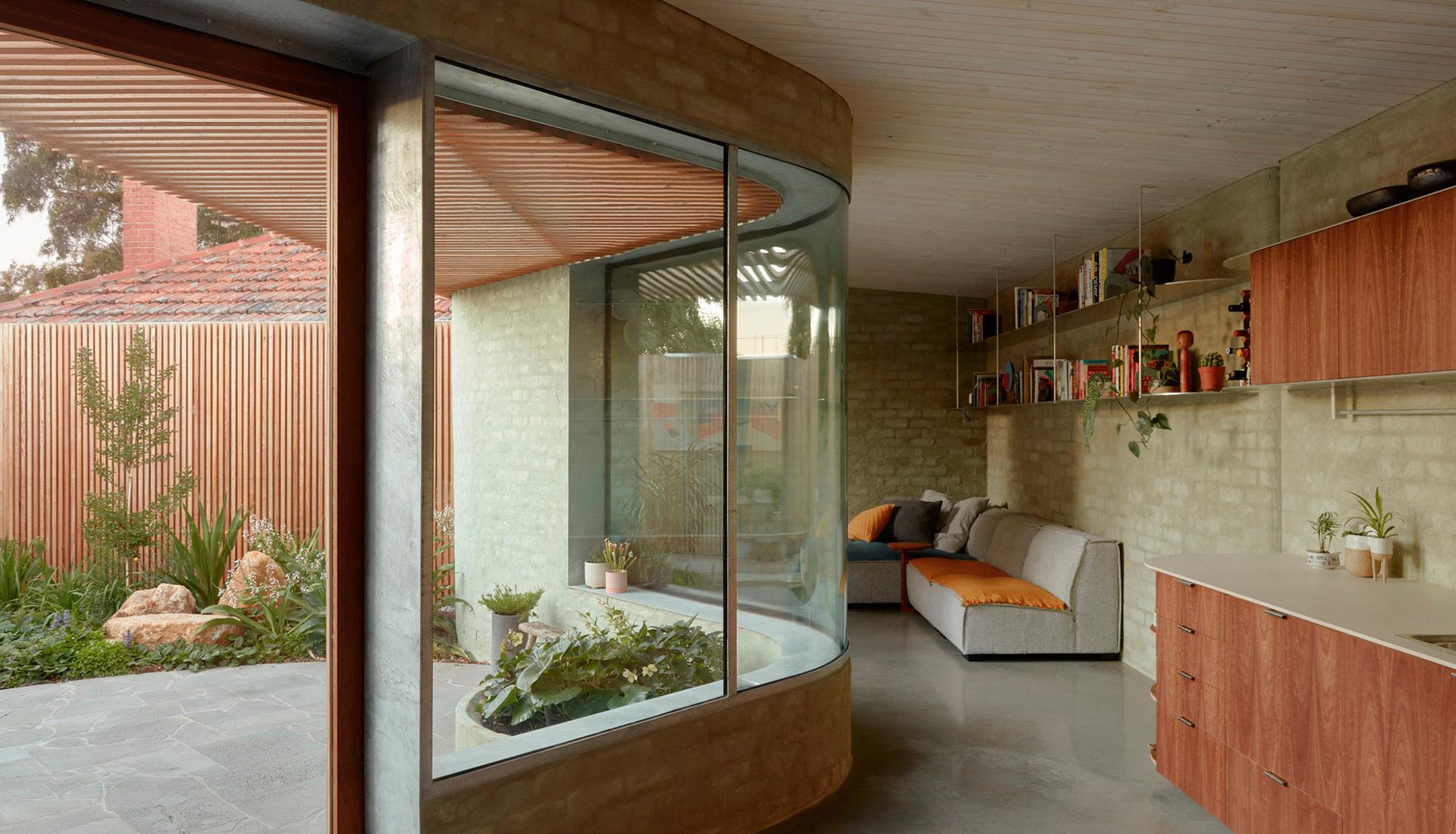 Дом для художника в Мельбурне