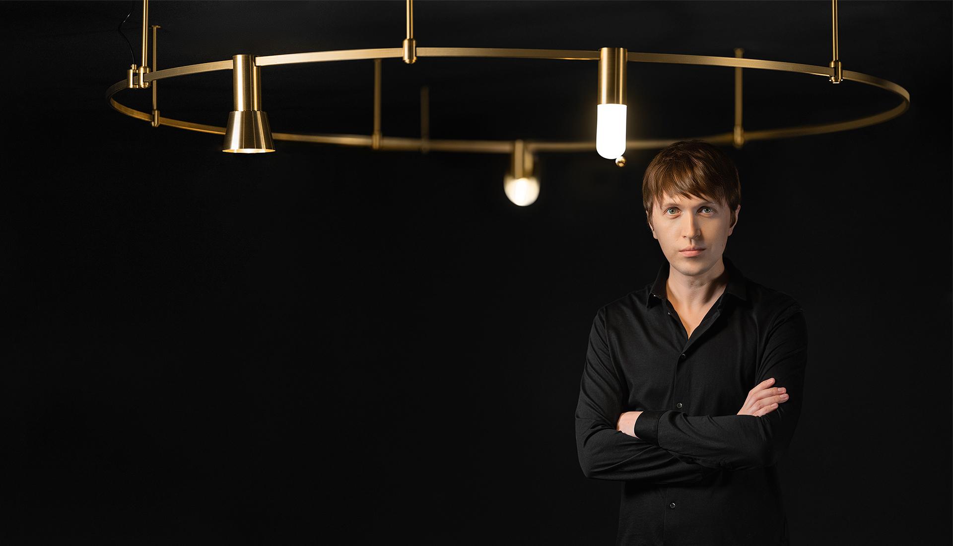 Дима Логинов: капсульная коллекция Auroom X