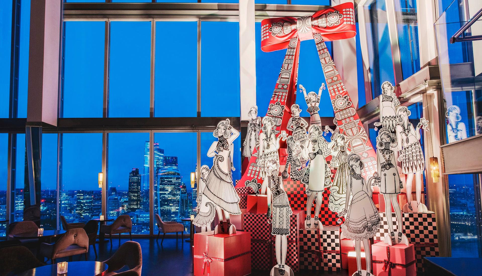 Рождественская елка Холли Фултон