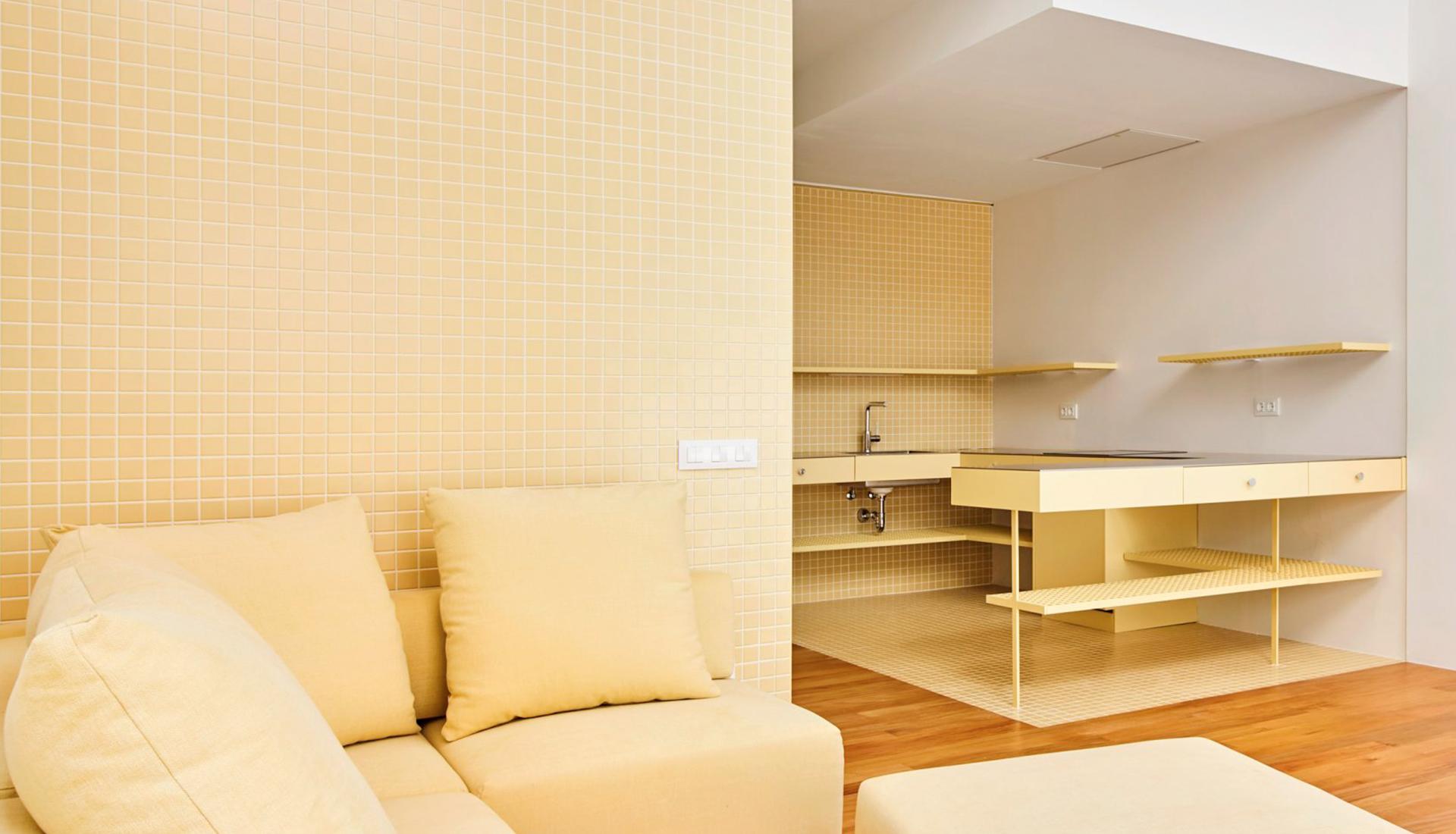 Arquitectura-G: солнечный дуплекс в Барселоне