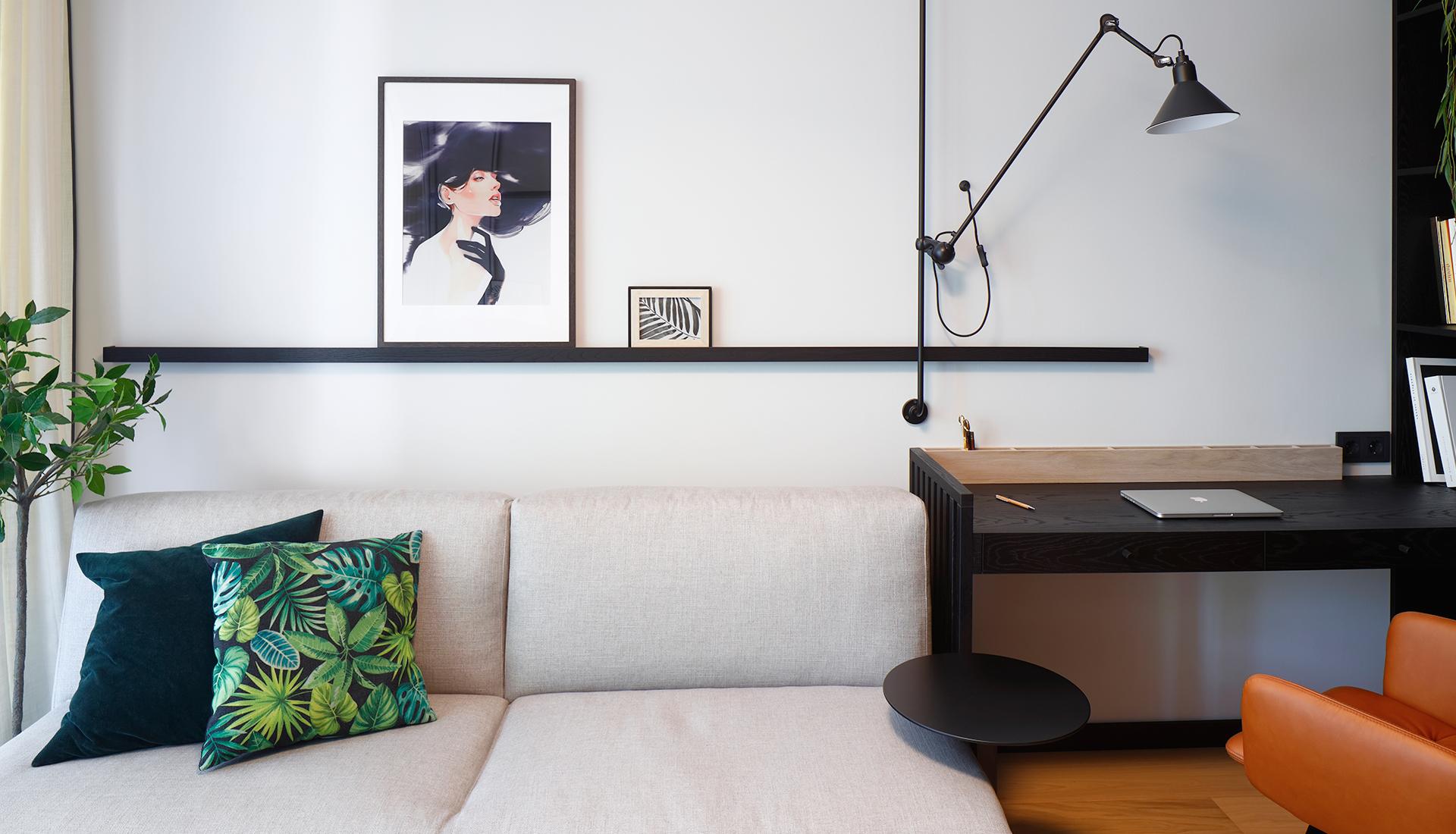 Эрик Карлсон: квартира в Риге