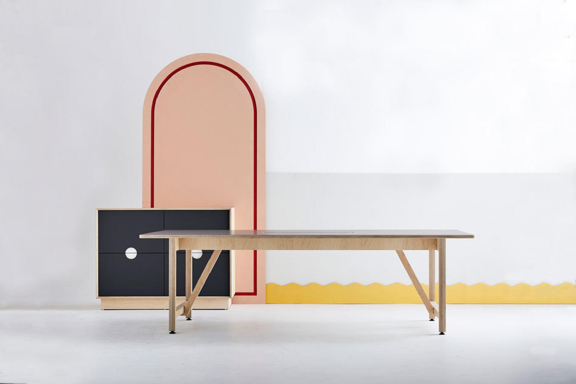 German Design Award 2020: стол для коллективного творчества