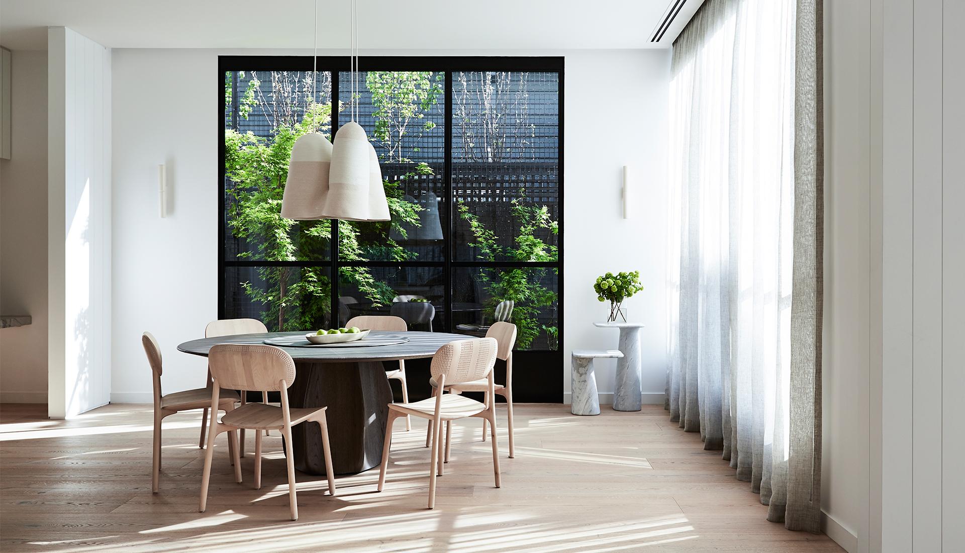 Кэрол Уайтинг: светлый дом для семьи в Мельбурне