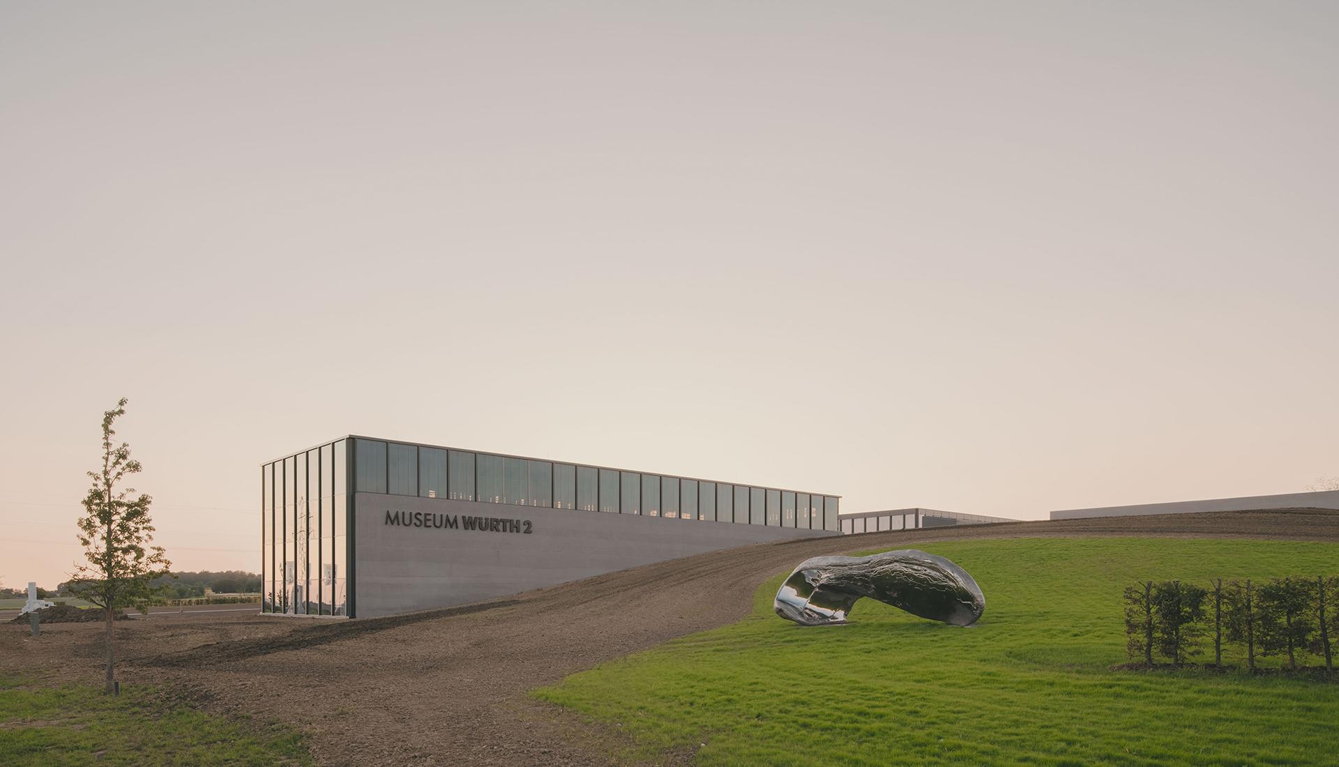 Музей для коллекции семьи Вюрт по проекту Дэвида Чипперфильда