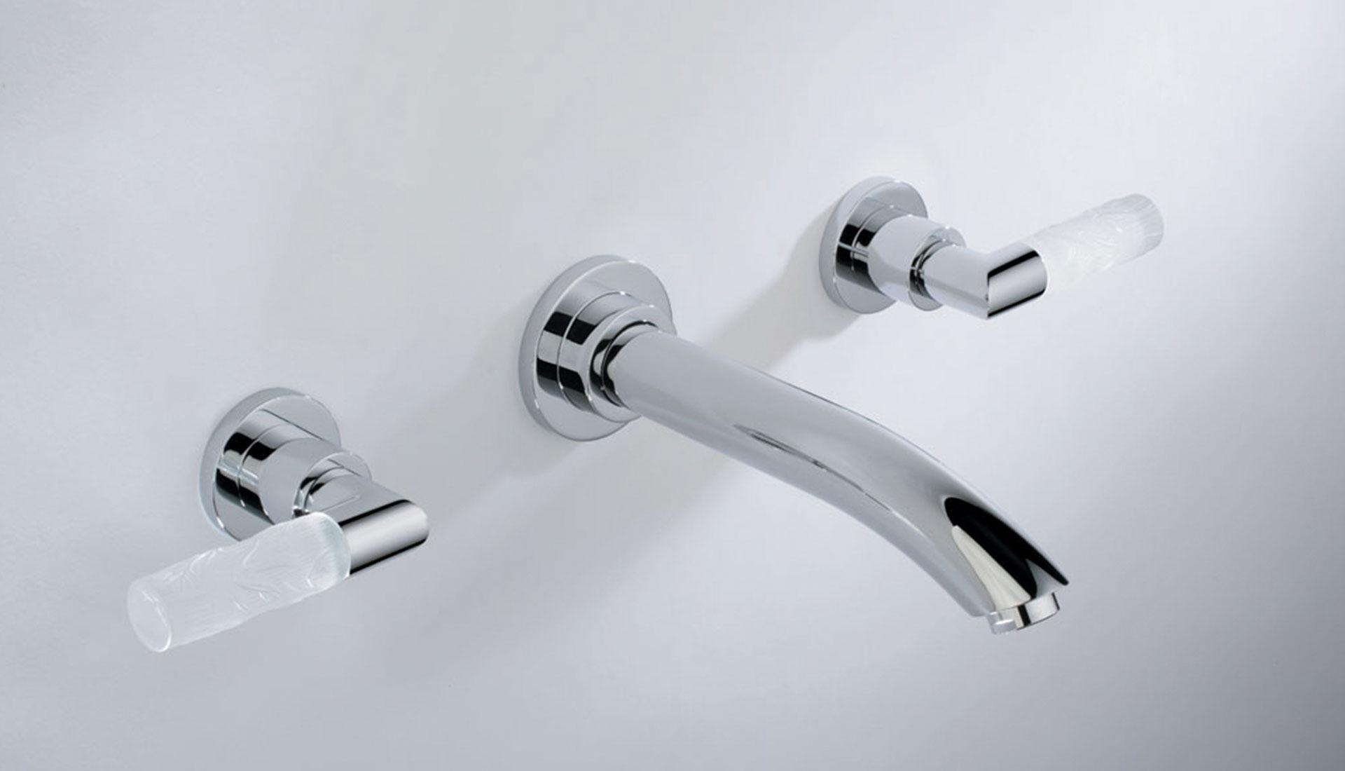 THG Paris х Lalique: хрусталь как украшение ванной комнаты