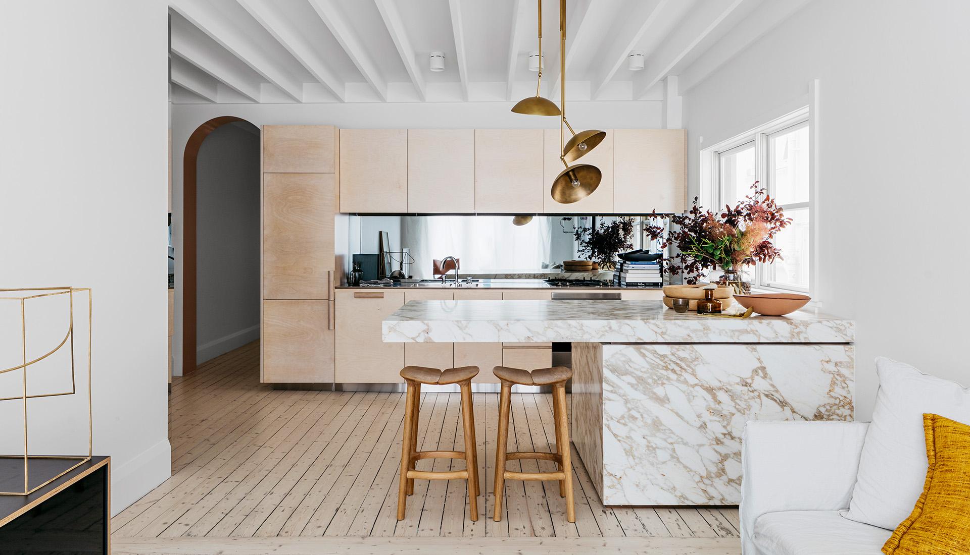 Decus interiors: интерьер для фэшн-блогера
