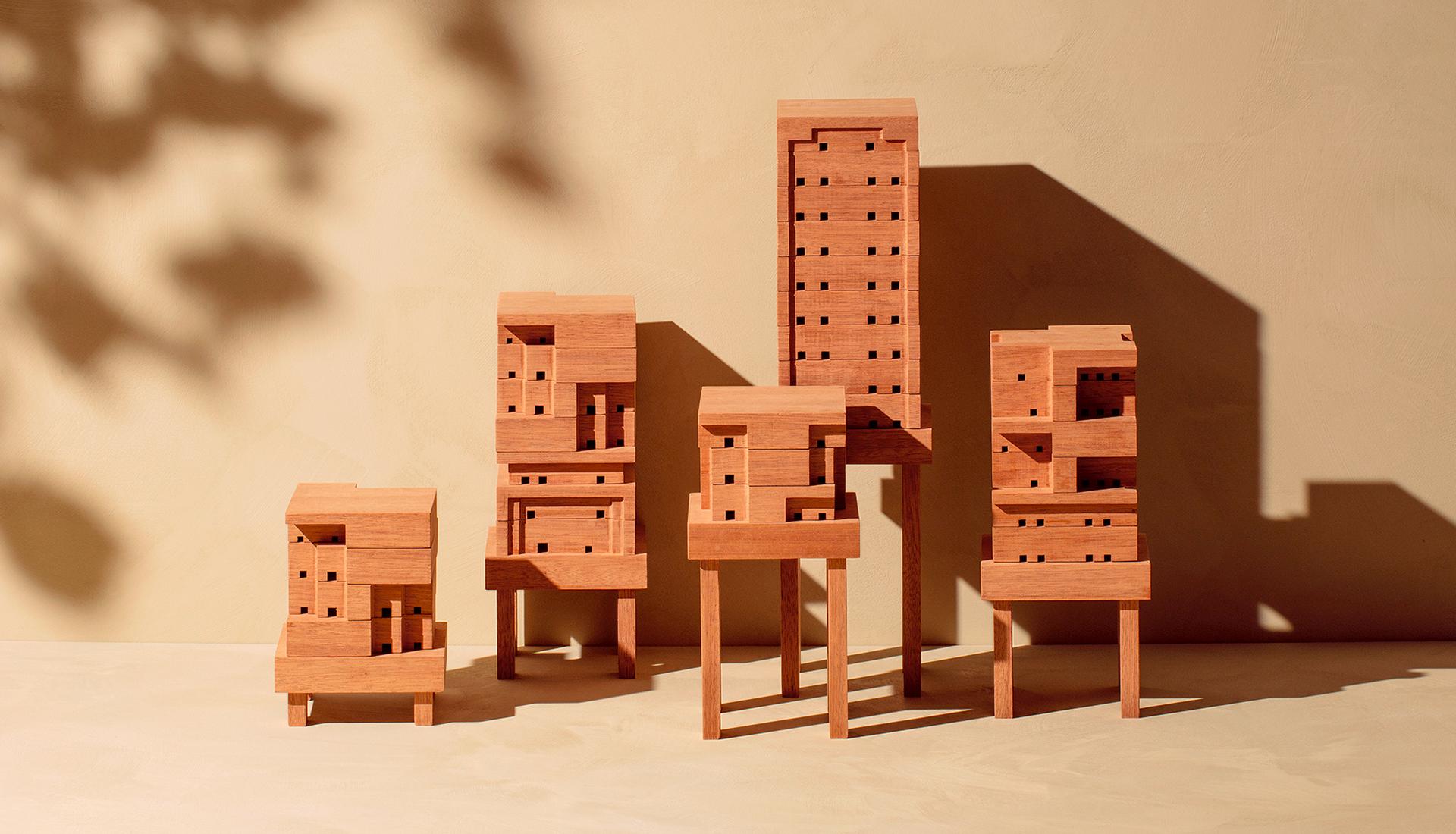 Ikea поможет каждому построить дом для пчел