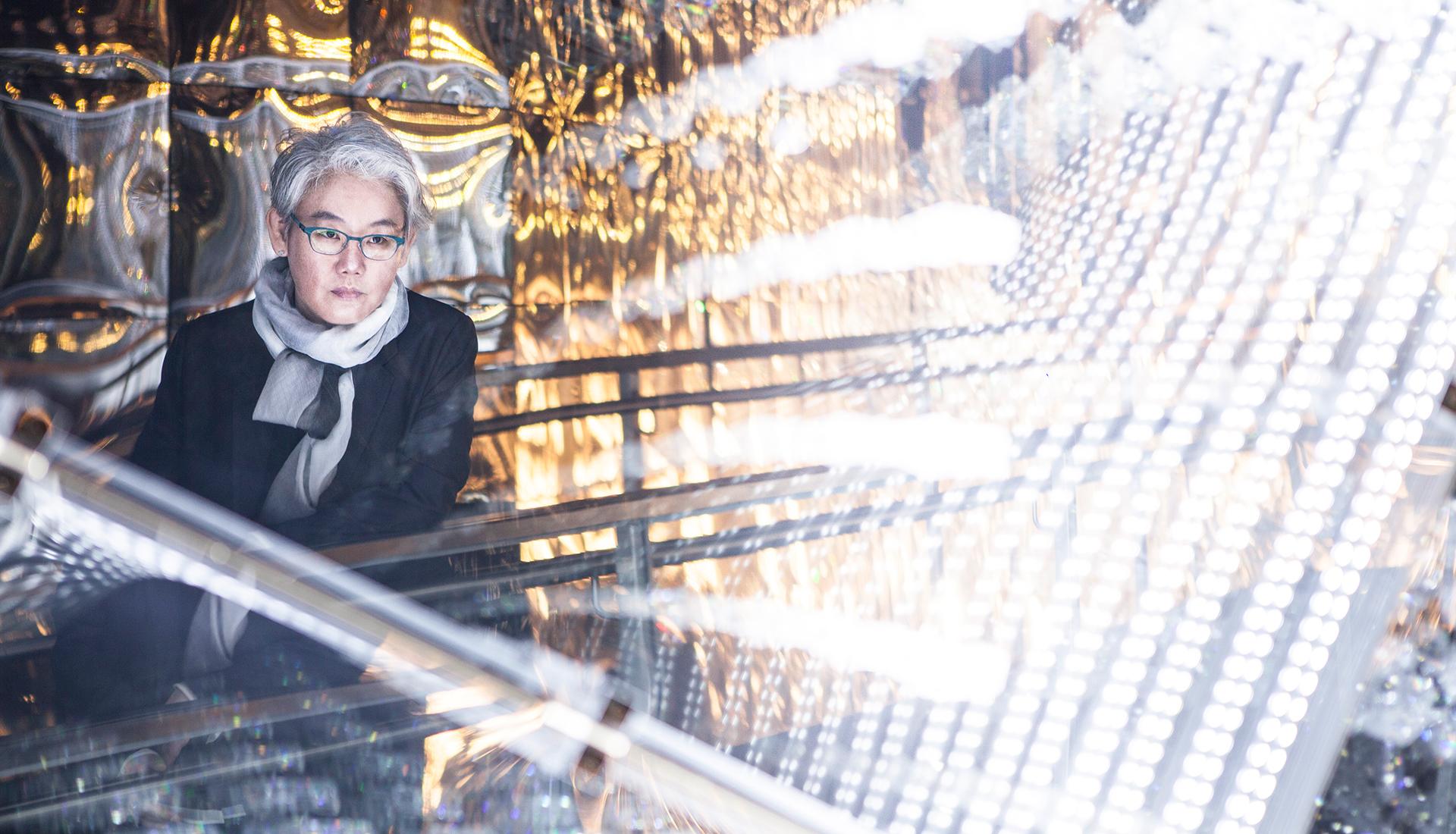 Выставка корейской художницы Ли Бул