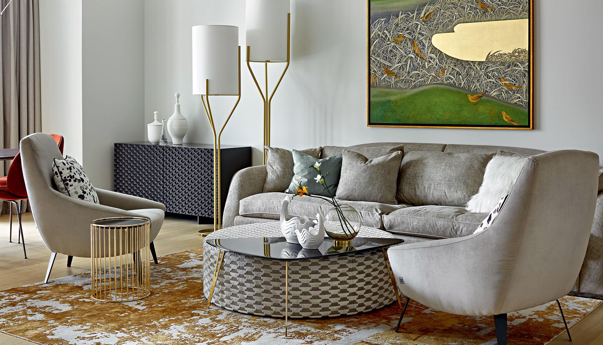 TS Design: квартира для семьи с тремя детьми