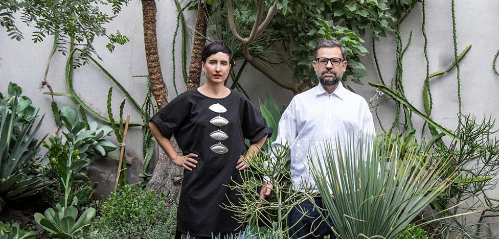 Дом Педро Рейеса и Карлы Фернандес в Мексике