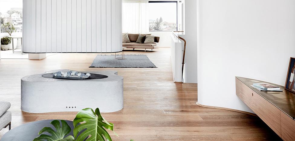 Luigi Rosselli Architects: белый дом в Сиднее