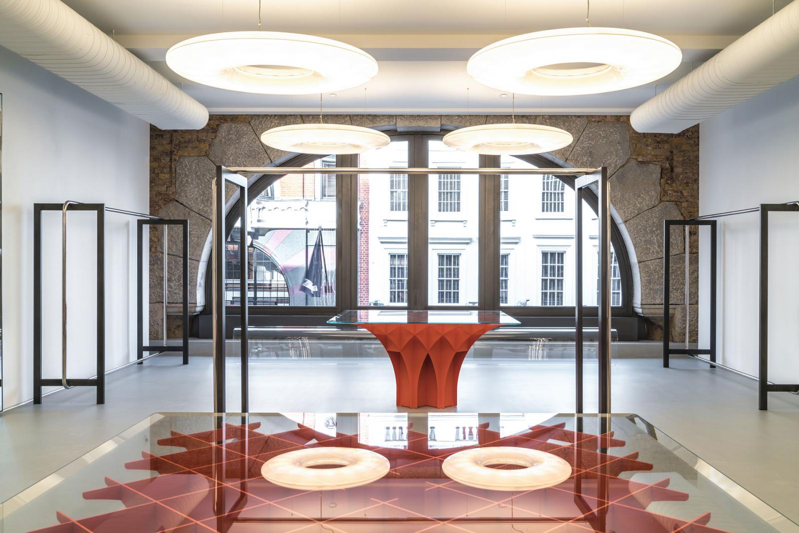 Дом Azzedine Alaïa в Лондоне