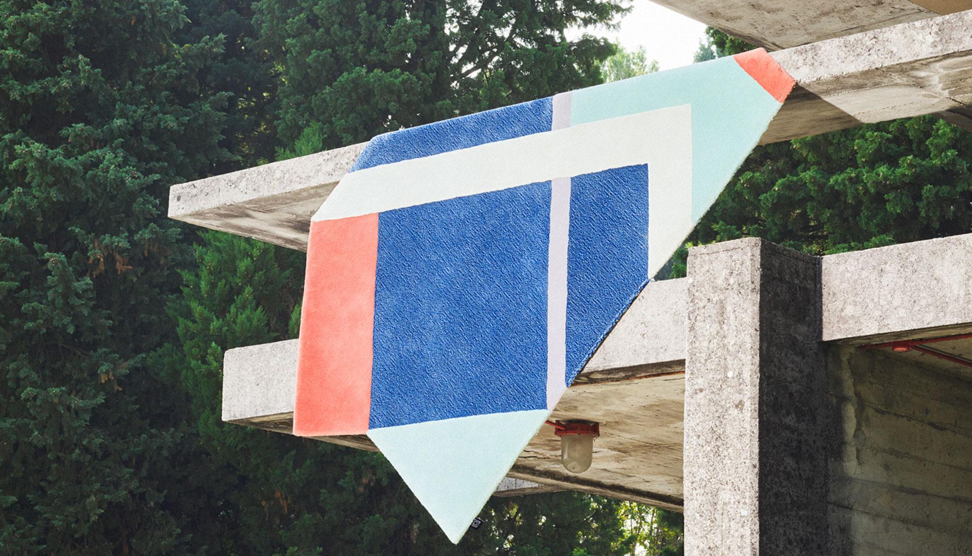 Alquati + Corso: ковры с активной геометрией