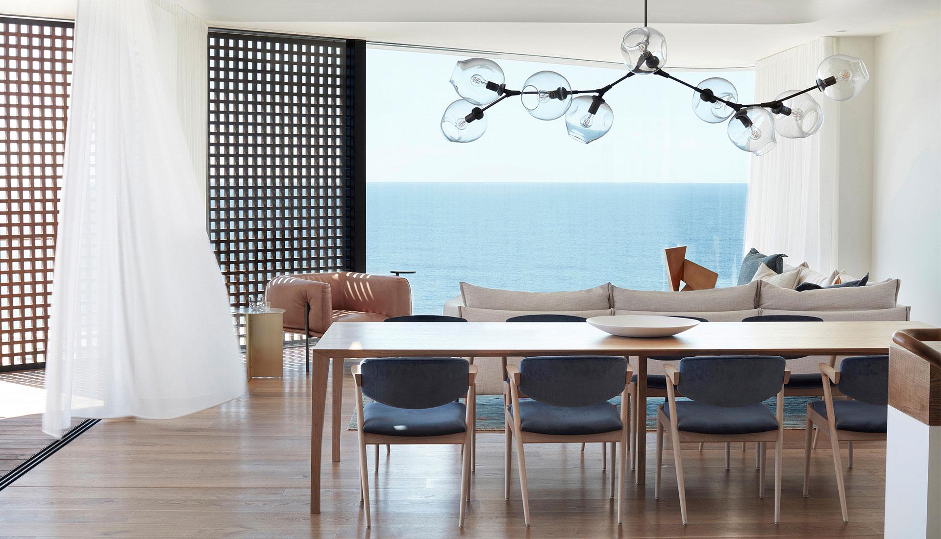 Luigi Rosselli Architects: дом с видом на океан