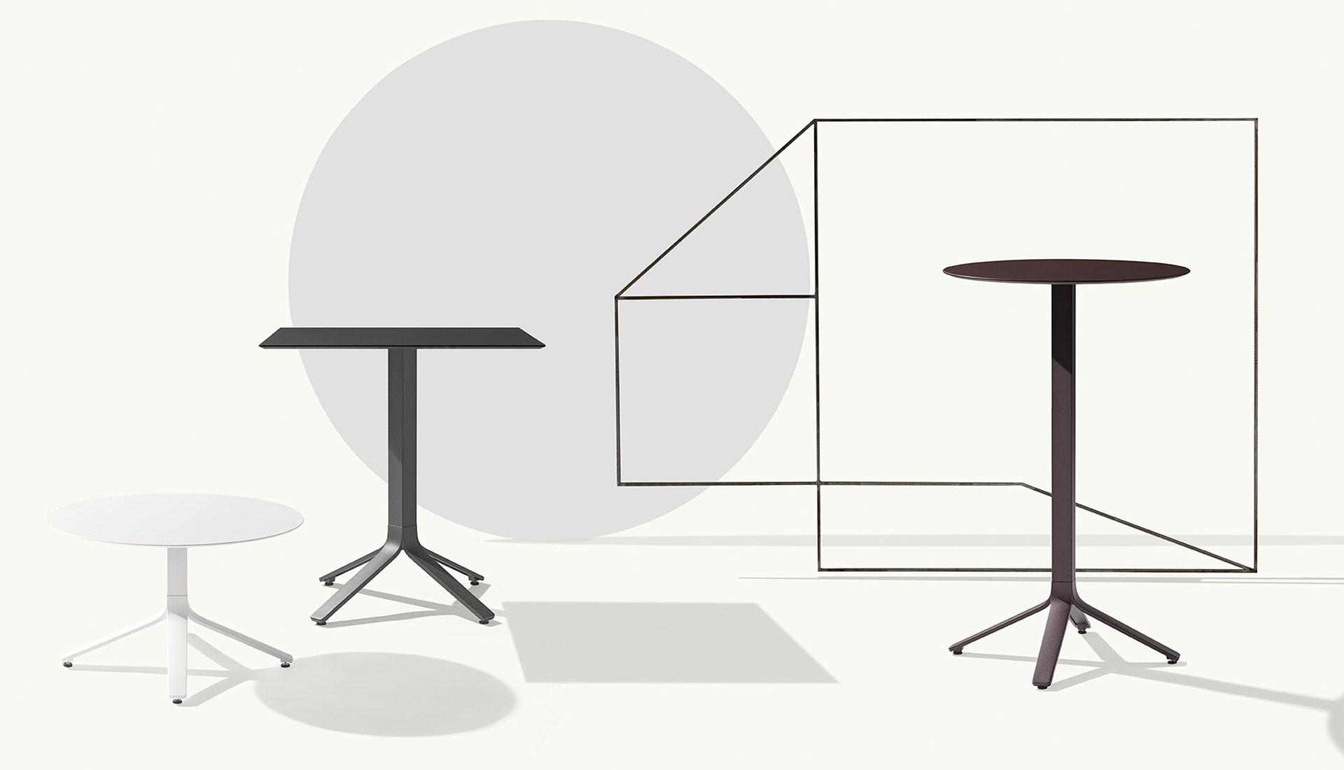 Тренды 2020/2021: универсальные столы Марка Садлера