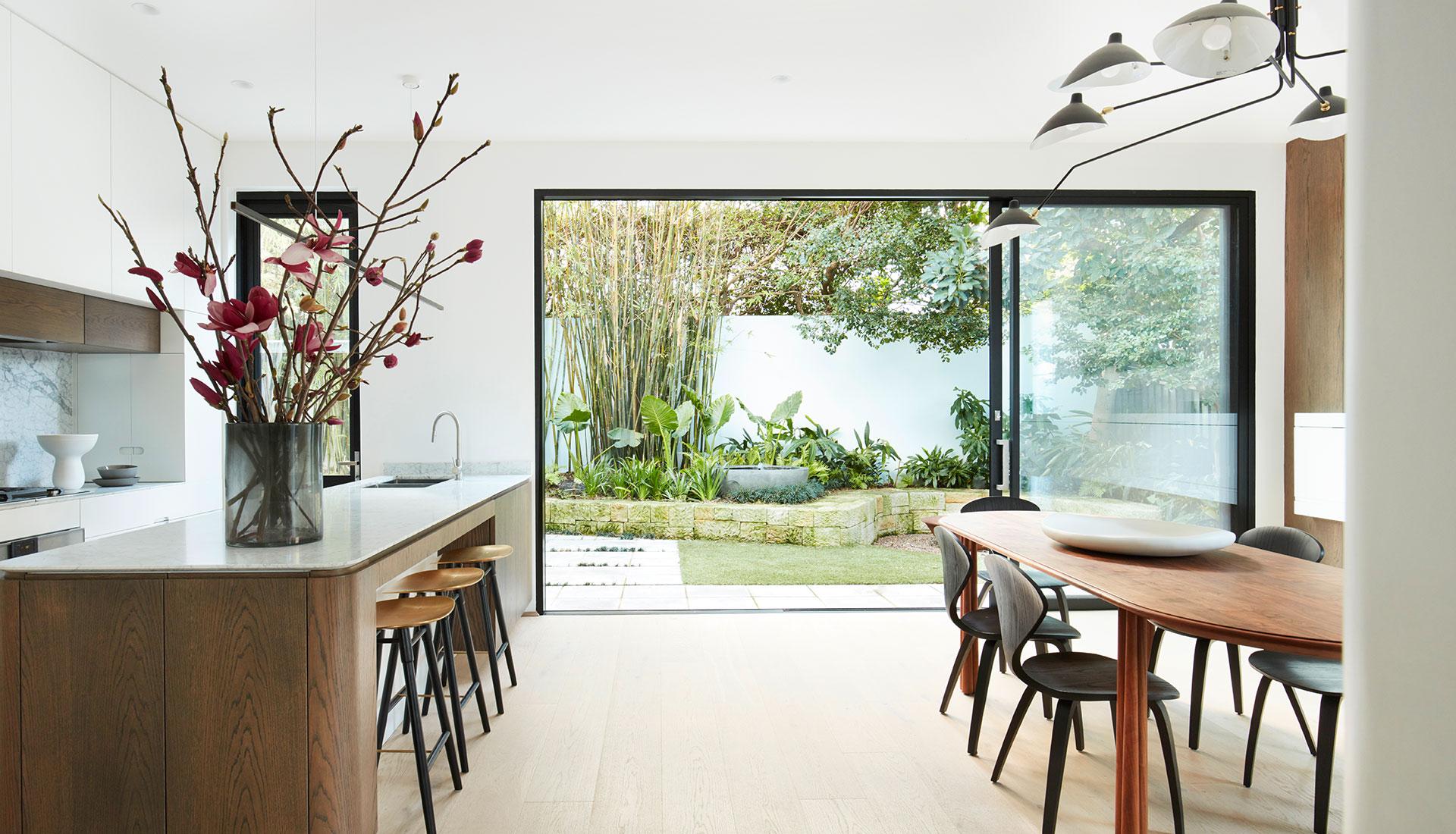 Luigi Rosselli Architects: пляжная вилла в Сиднее
