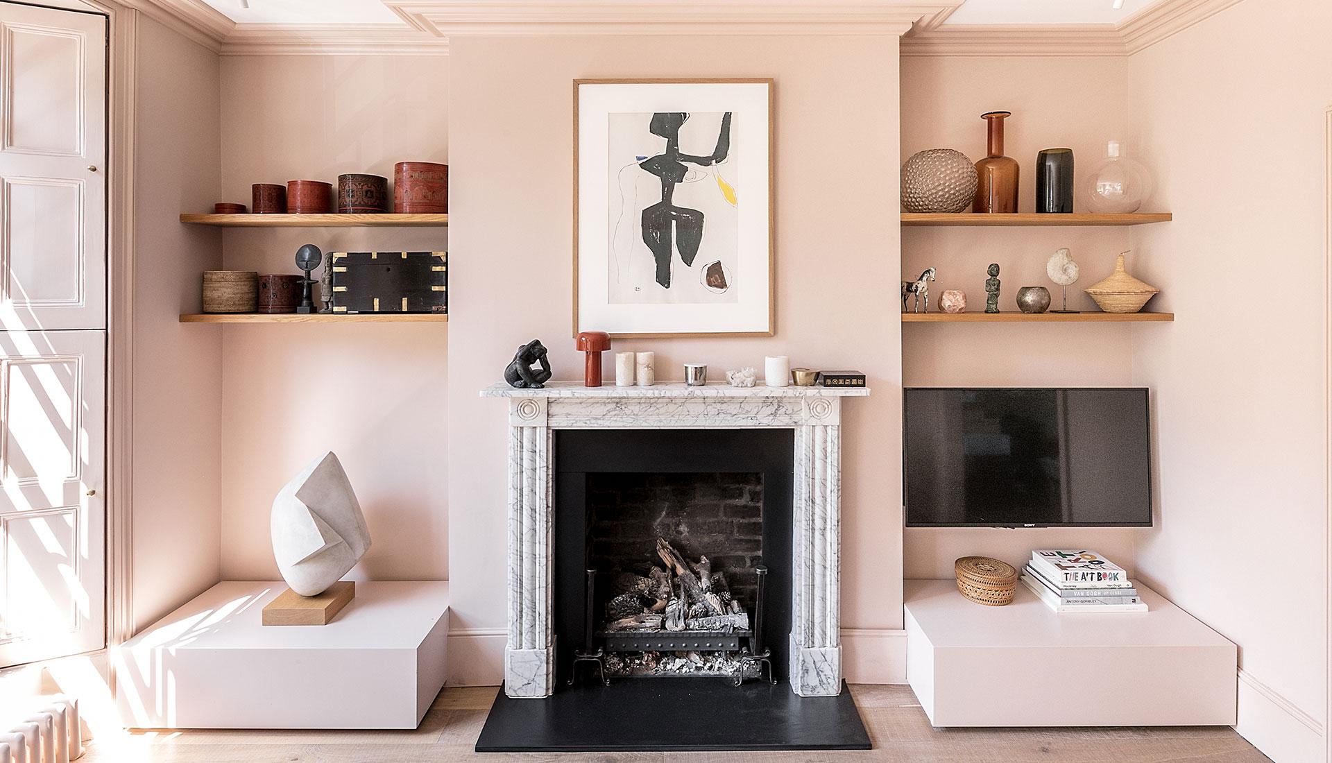 Дом дизайнера Филиппы Кнутссон в Лондоне