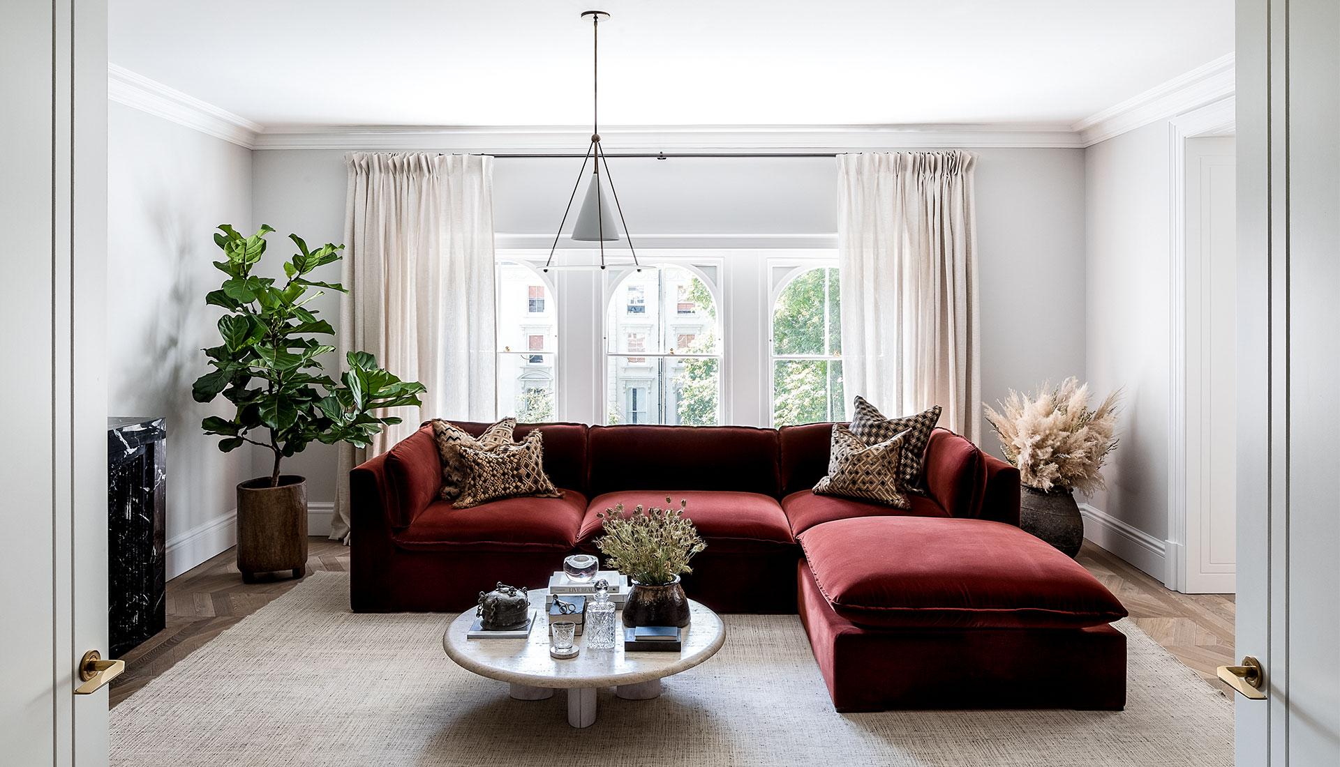 Banda Property: модельная квартира в Лондоне