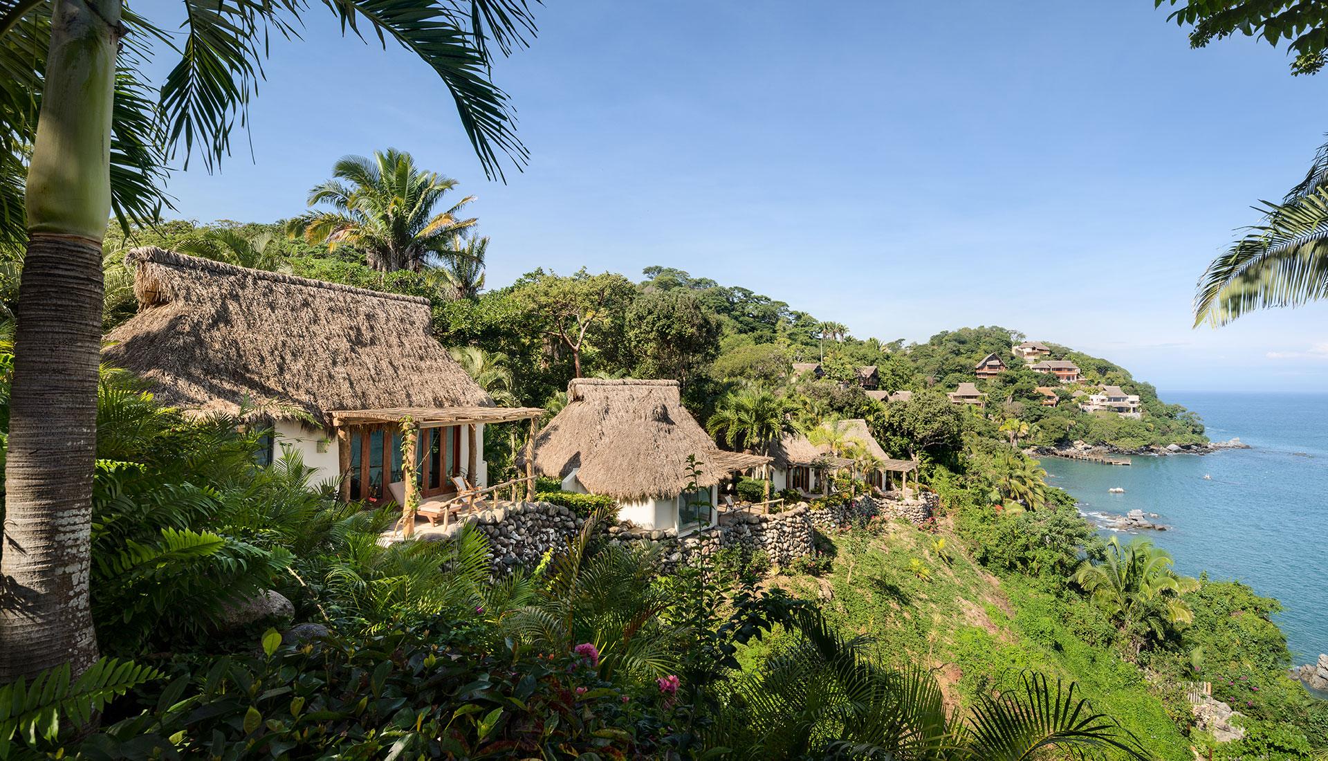 Main Office: обновление курорта в Мексике