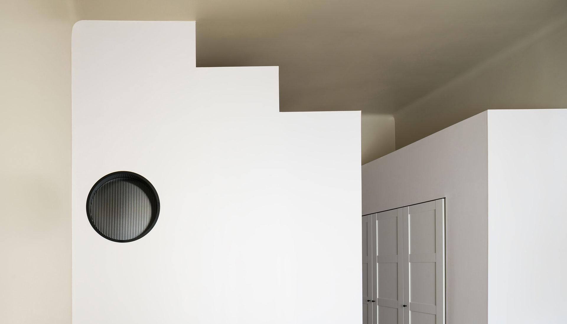 Alepreda Architecture: перепланировка квартиры в Праге