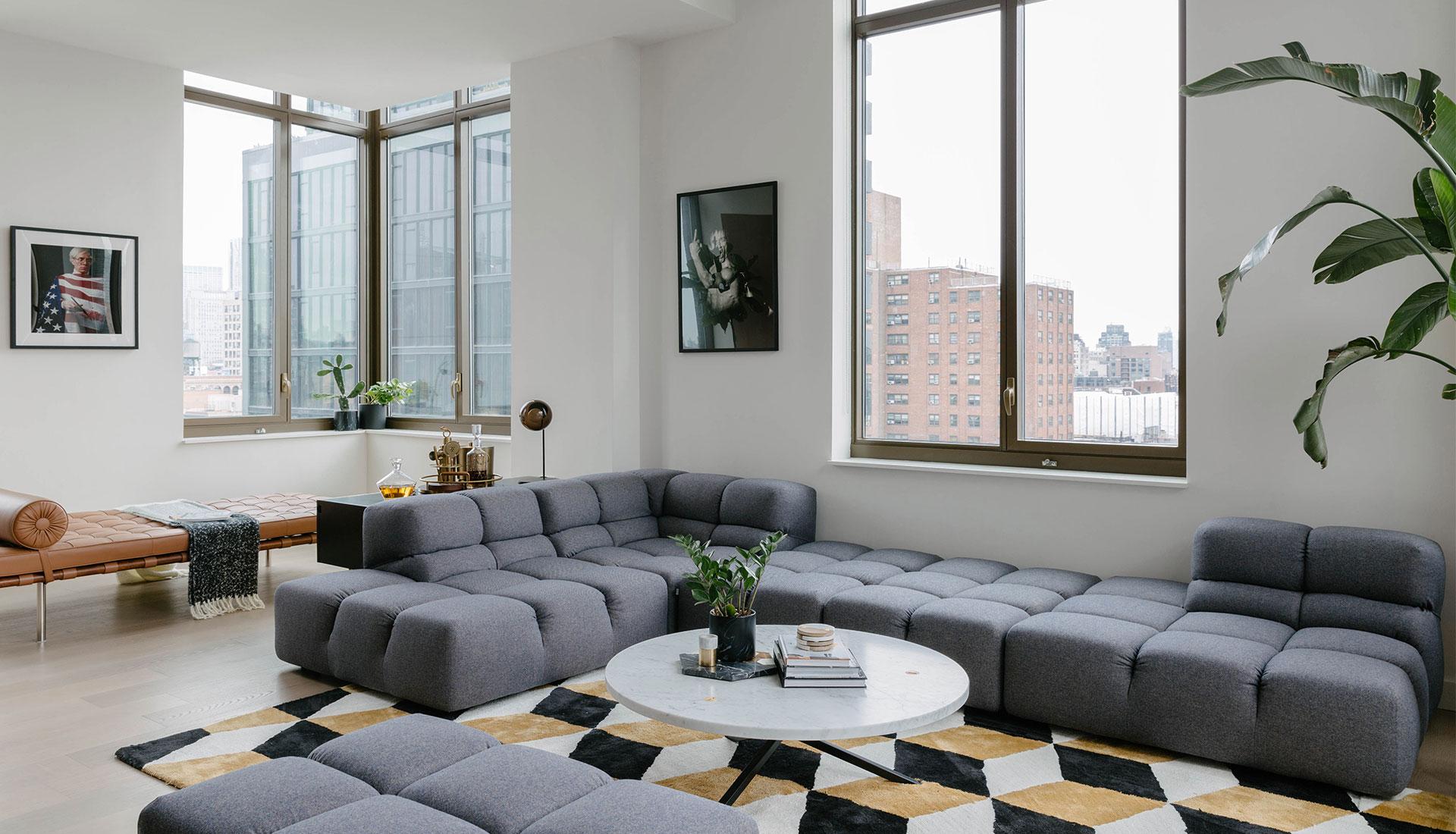 Ana Claudia Design: квартира в Нью-Йорке для семьи из Швеции