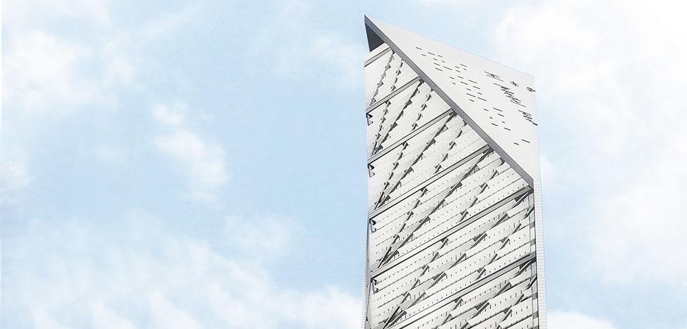 Torre Reforma — самая инновационная башня в мире