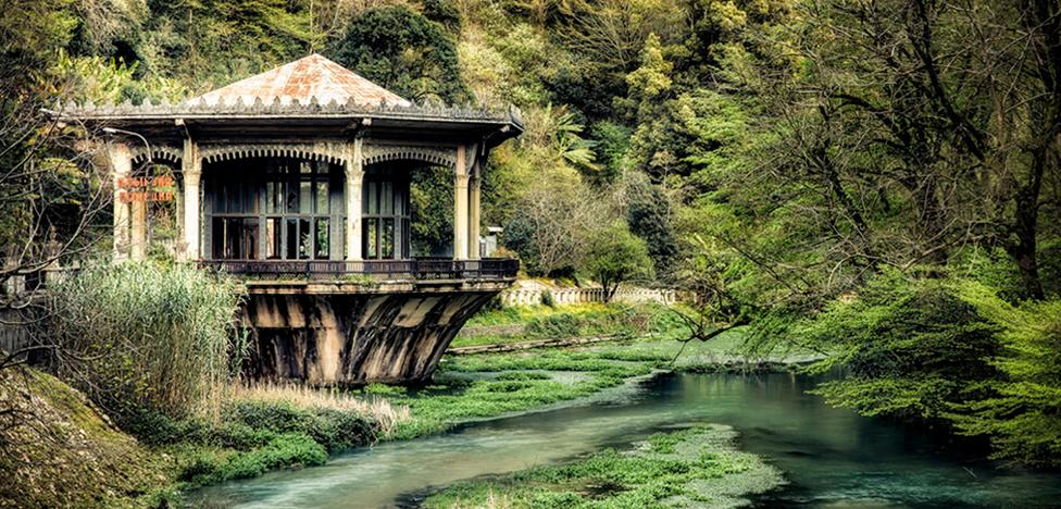 Абхазия в объективе британского фотографа
