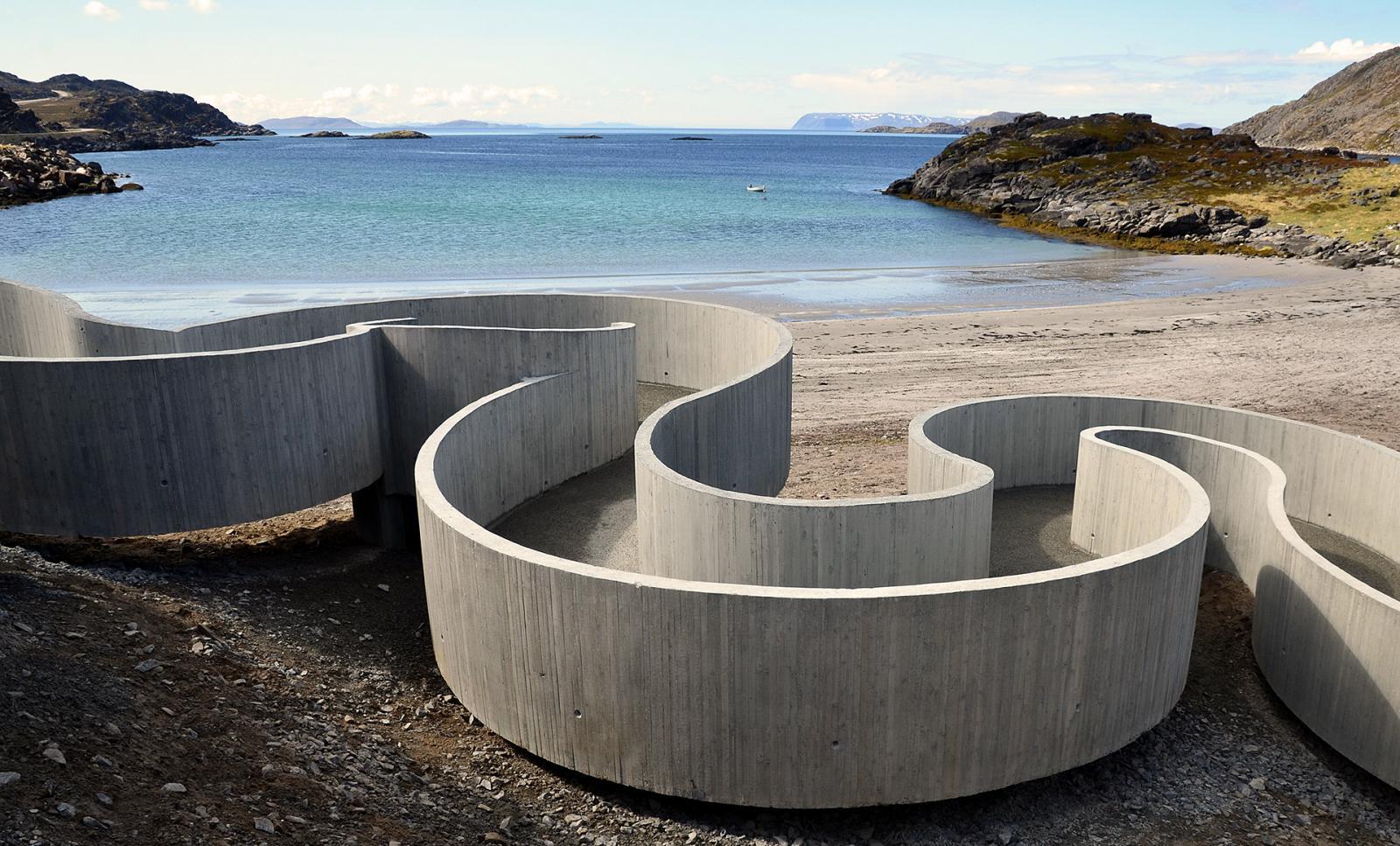 Бетон норвегия шероховатость поверхности бетона