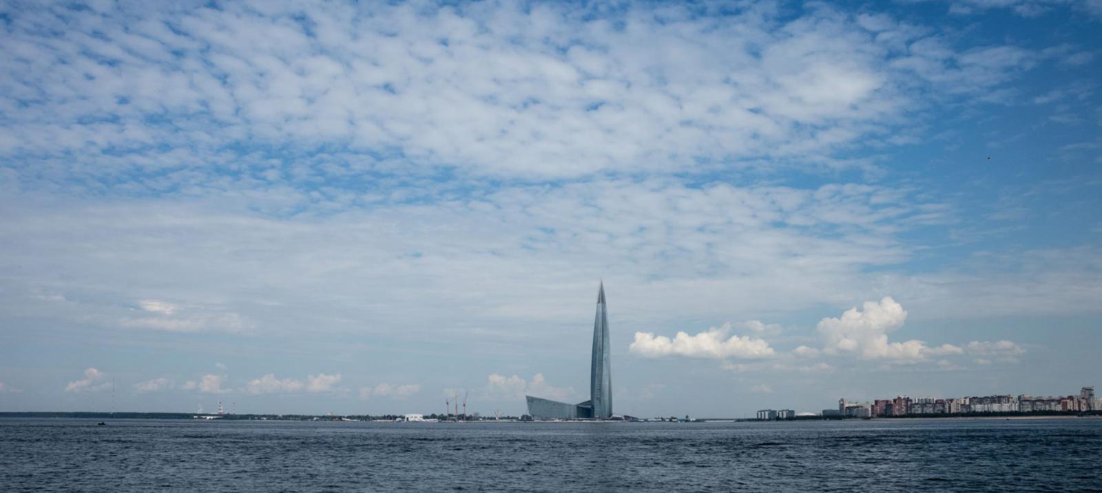 Самое высокое здание в Европе