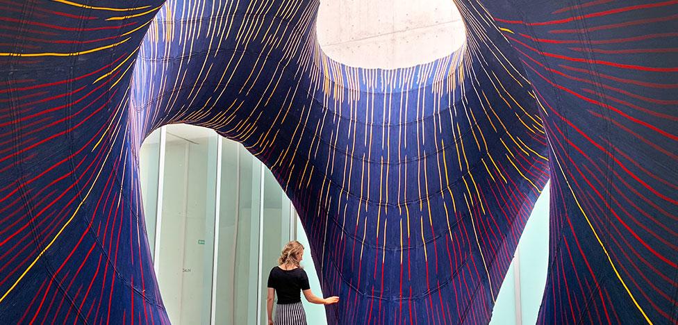 Zaha Hadid Architects: эксперимент с бетоном