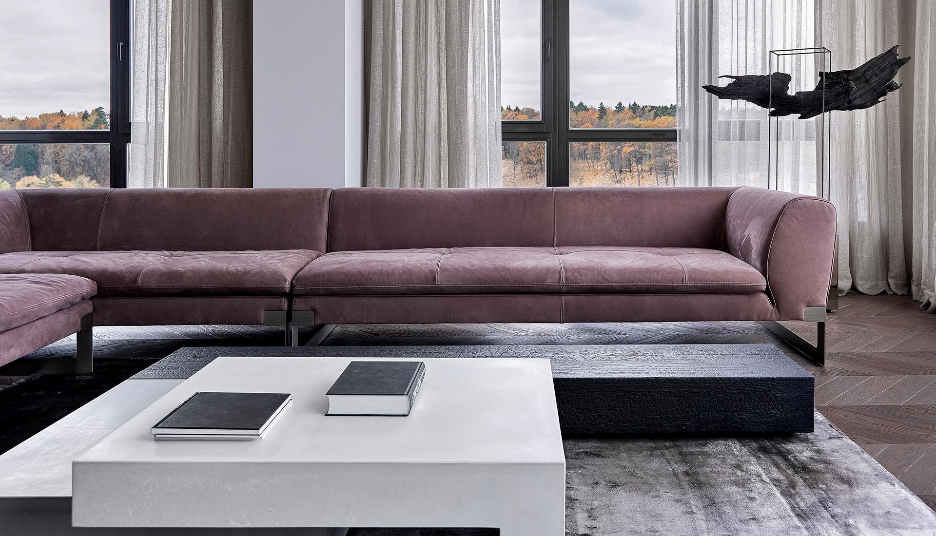 Спокойная семейная квартира 163 кв. метра по проекту студии Алены Паутовой