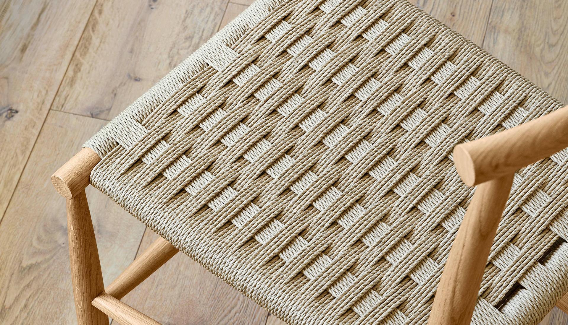 Тренды 2020/2021: плетеный стул Франческо Фаччина