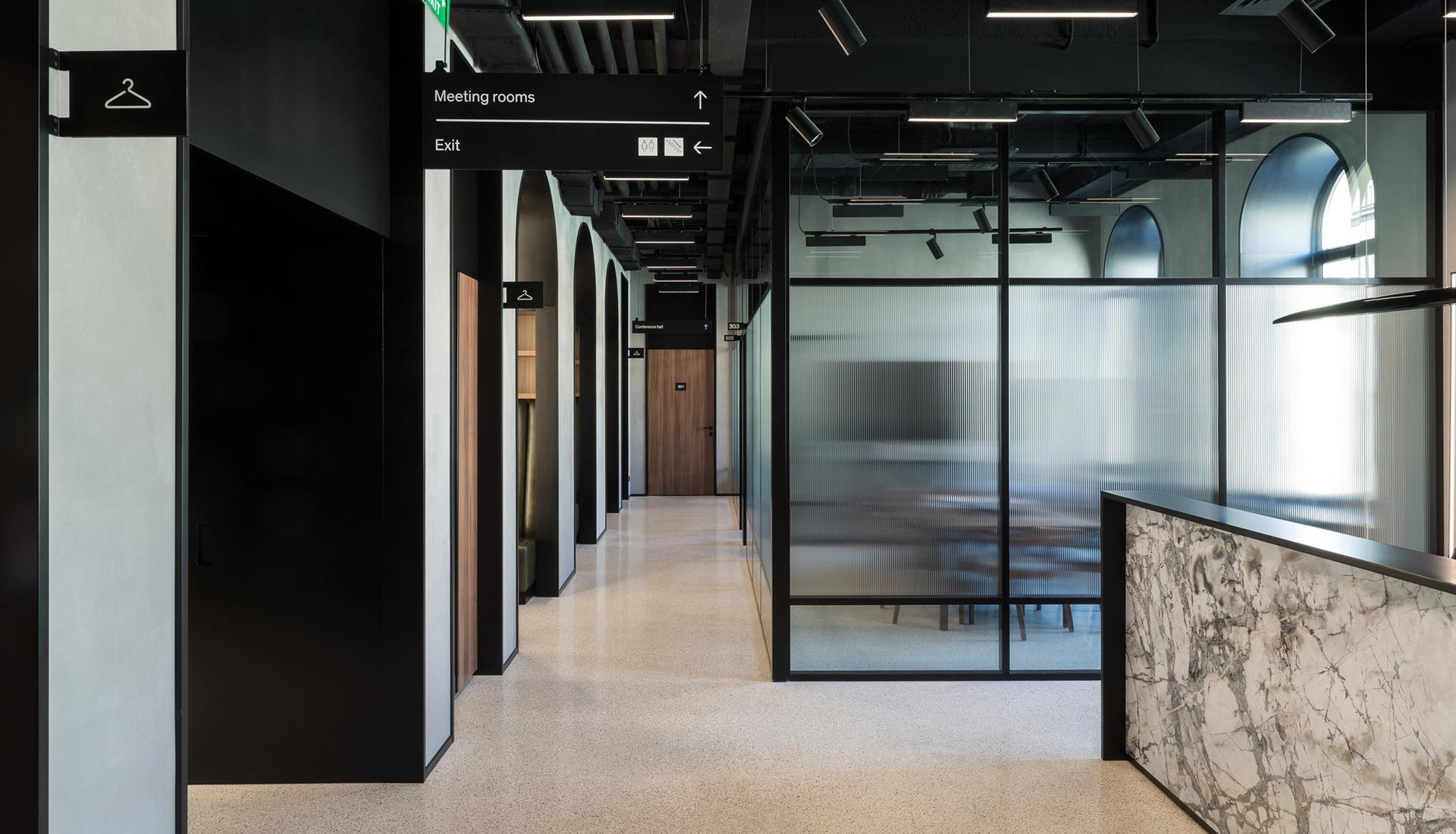 Бюро Lofting: офис консалтинговой компании в Петербурге