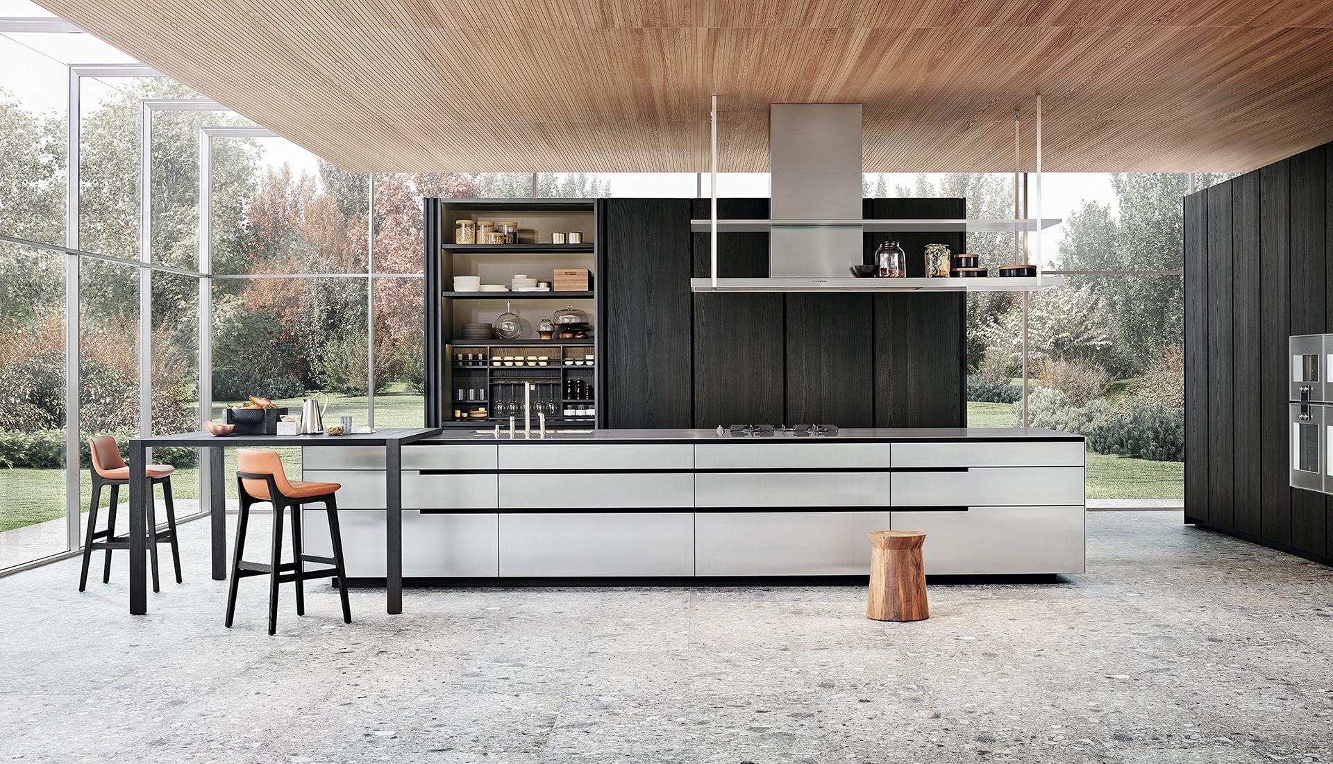 Тренды 2020/2021: 20 современных кухонь