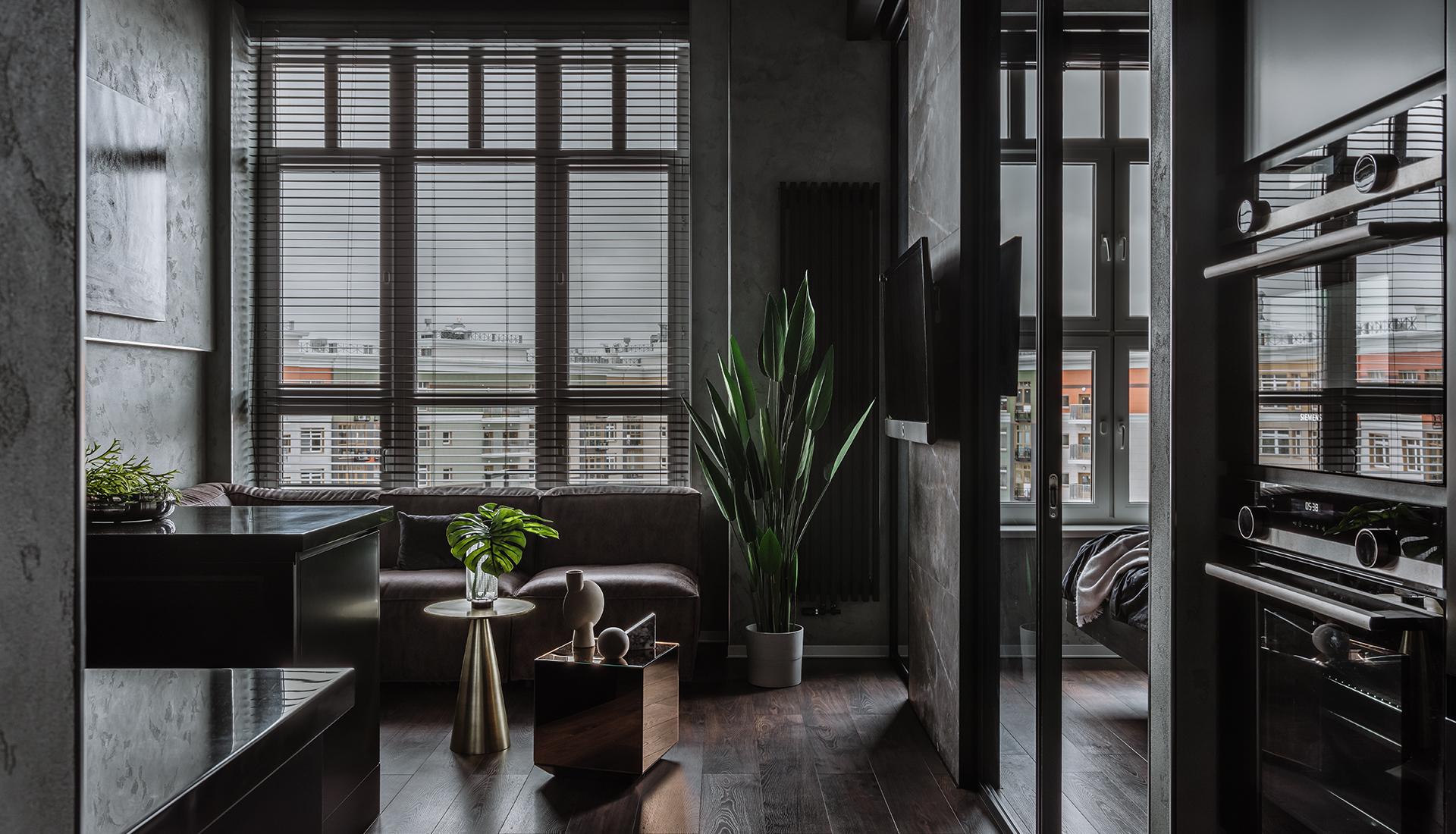 Татьяна Романова: маленькая квартира 42 кв. метра в Москве