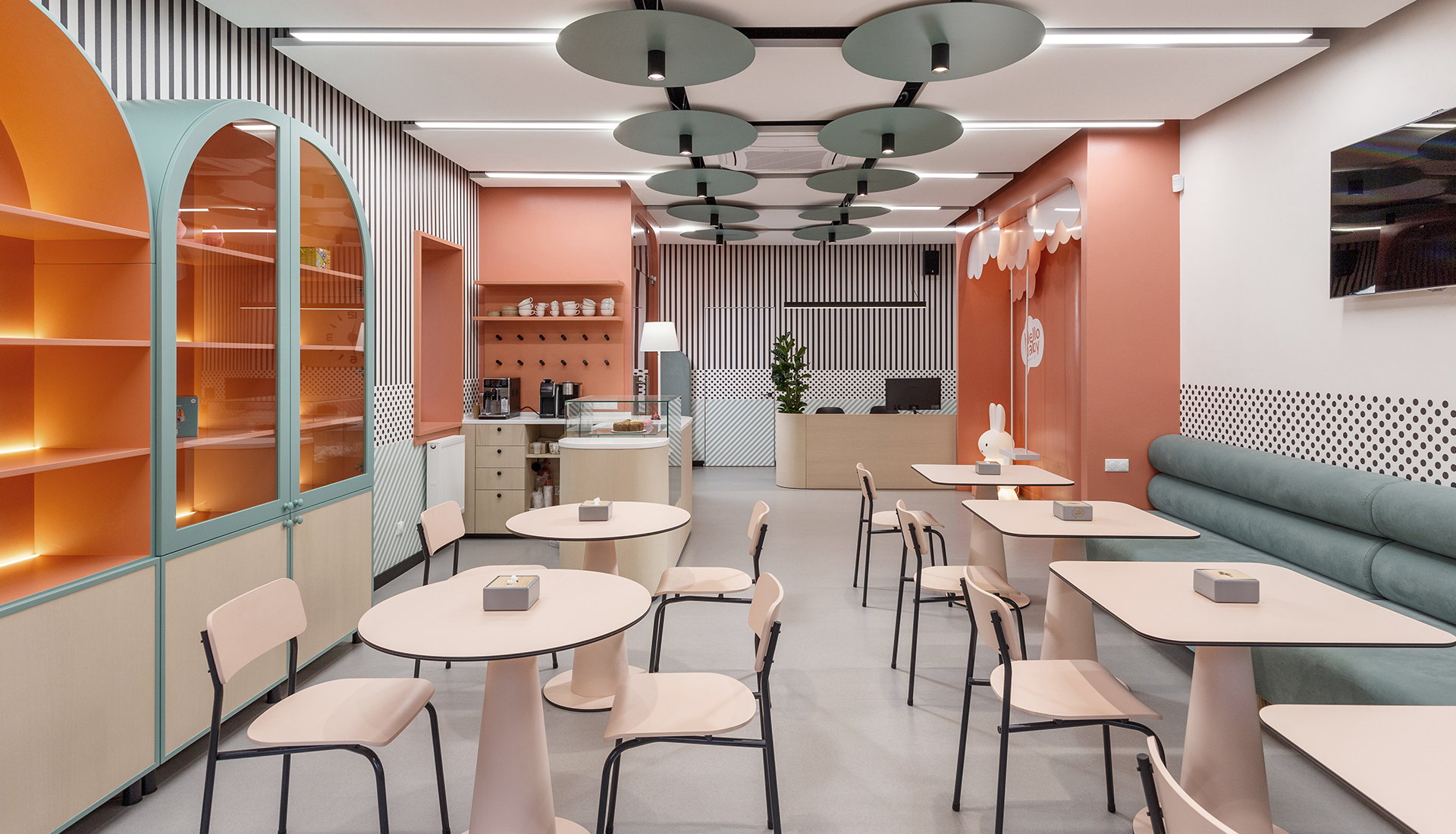 SVOYA Studio: детский центр в городе Днепр