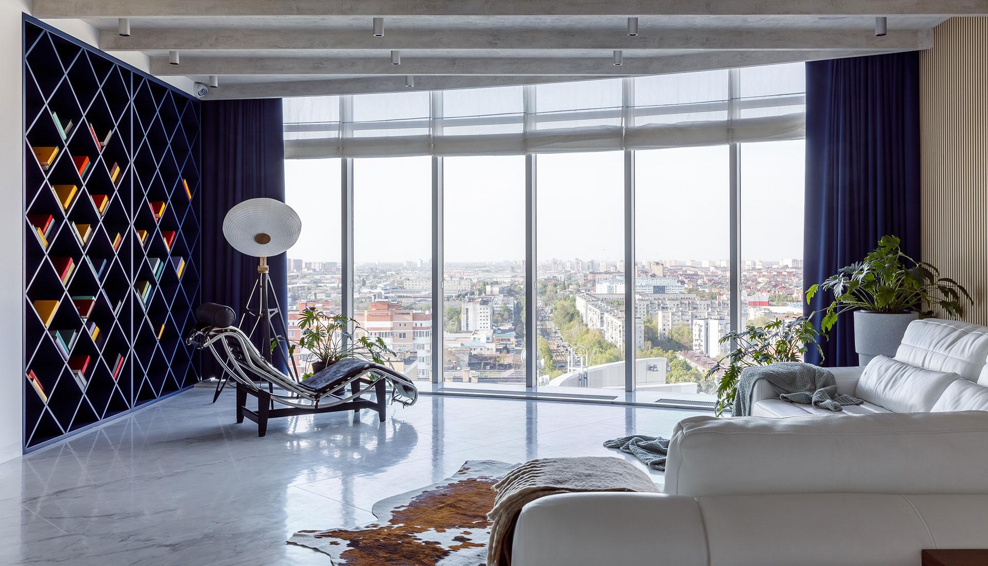 SVET Design Studio: квартира 200 кв. метров в Краснодаре