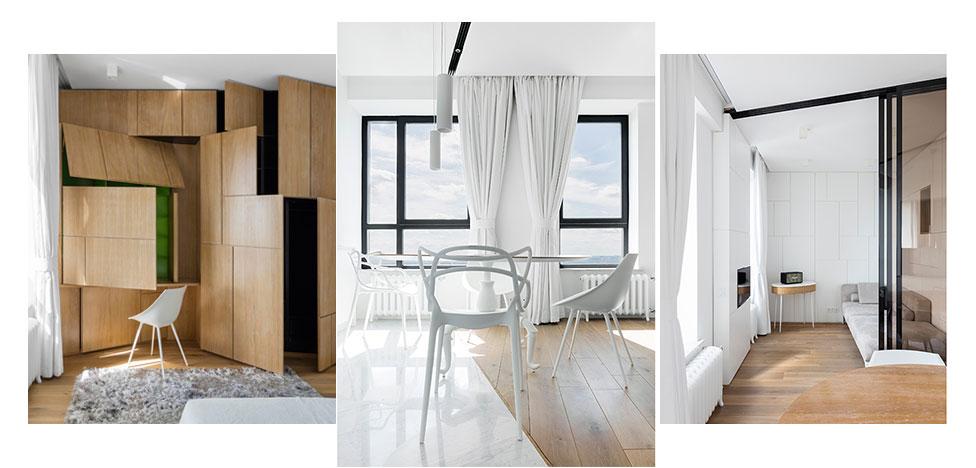 Максим Кашин: квартира с красивыми видами на 35 этаже