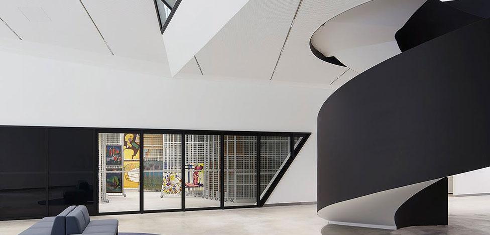 Даниэль Либескинд построил музей в Вильнюсе
